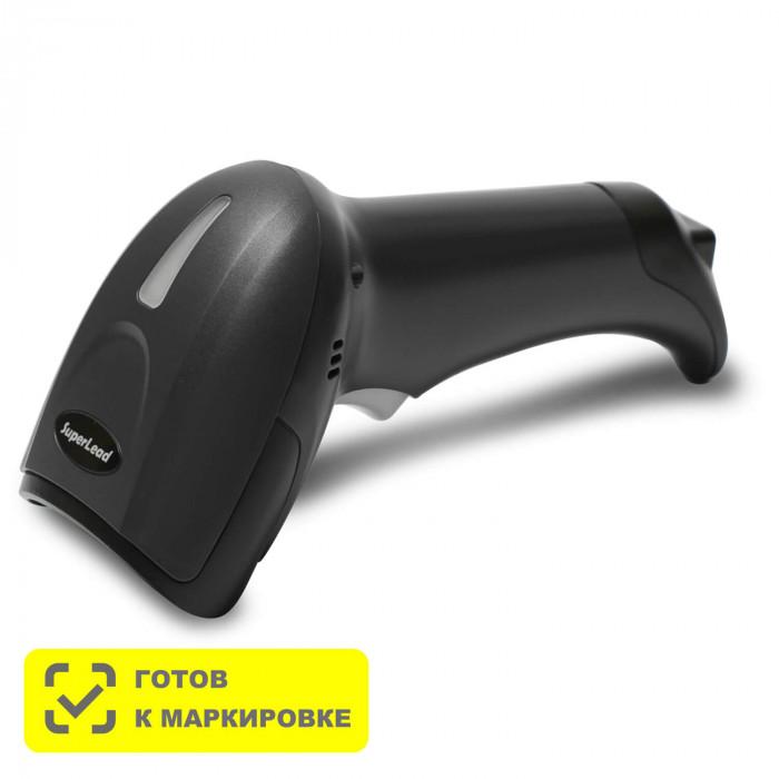Сканер штрих-кода MERTECH 2300 P2D черный в Казани